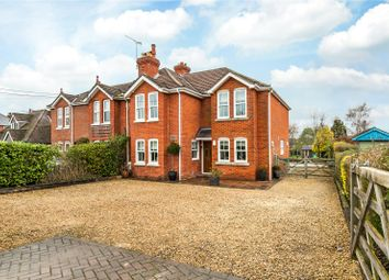 Thumbnail 4 bed semi-detached house for sale in Forest Road, Swanmore, Hampshire