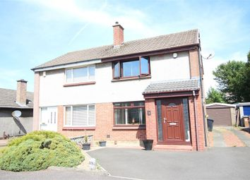Thumbnail 3 bed semi-detached house for sale in Barnton Road, Kirkcaldy, Fife