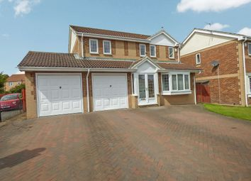 4 bed detached house for sale in Weldon Close, Shotton Colliery, Durham DH6
