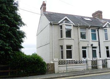 Thumbnail 4 bed end terrace house for sale in Emlyn Terrace, Goodwick, Pembrokeshire