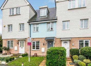 3 bed town house for sale in Heron Way, Dovercourt, Harwich CO12
