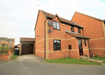 Thumbnail 3 bed semi-detached house for sale in Orchid Way, Shirebrook, Mansfield