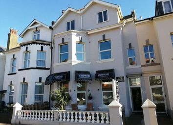 Thumbnail Hotel/guest house for sale in Cherwood Guest House, Garfield Road, Paignton