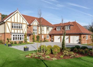 Thumbnail 5 bed detached house for sale in Eastwood Place, Eversley, Hook, Hampshire