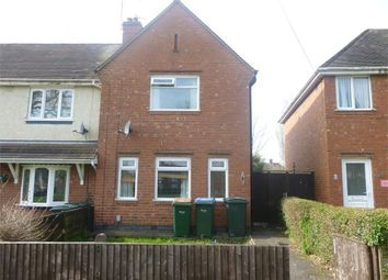Thumbnail 2 bed terraced house to rent in Pinners Croft, Coventry