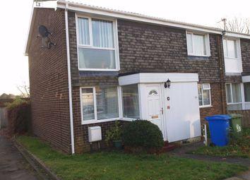 Thumbnail 2 bedroom flat for sale in Winshields, Cramlington
