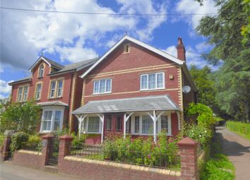 Thumbnail 4 bed detached house for sale in Castle Parade, Usk, Monmouthshire
