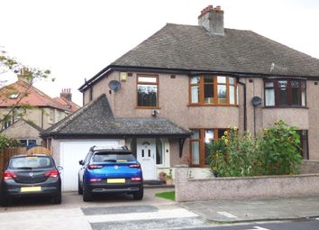 Thumbnail 3 bed semi-detached house for sale in Happy Mount Drive, Bare, Morecambe