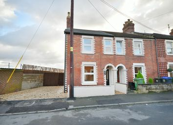 Thumbnail 2 bed end terrace house for sale in Hawthorn Road, Chippenham