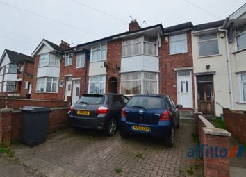 Thumbnail 3 bedroom terraced house to rent in Broad Avenue, Leicester