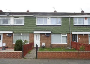 Thumbnail Terraced house to rent in Ashley Gardens, Choppington