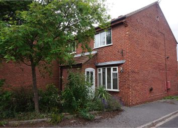 Thumbnail 2 bedroom semi-detached house for sale in Gresley Court, York