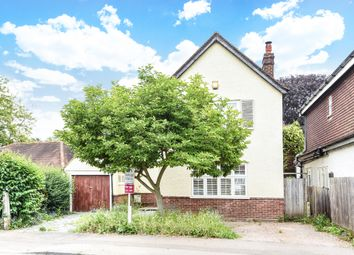 Thumbnail 3 bedroom detached house for sale in Windmill Lane, Epsom