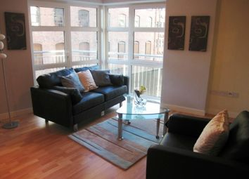 Thumbnail 2 bedroom flat to rent in Waterfront Plaza, Station Street, Nottingham