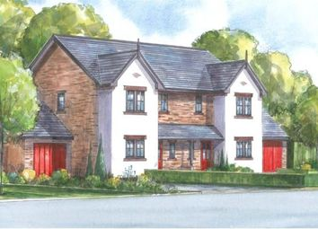 Thumbnail 3 bed semi-detached house for sale in The Gelt, St. Cutherberts, Off King Street, Wigton