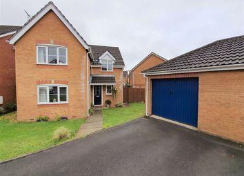 Thumbnail 4 bed detached house for sale in Llyn Tircoed, Swansea