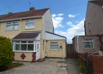 Thumbnail 3 bed semi-detached house for sale in Evesham Road, Seaham