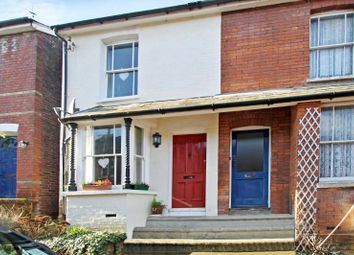 Thumbnail 2 bed end terrace house for sale in Woodside Road, Tonbridge