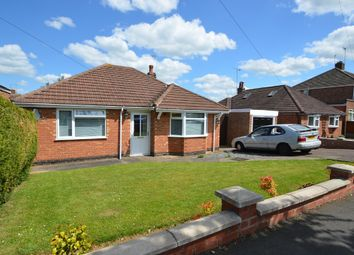 Thumbnail 2 bed detached bungalow for sale in Fleet Crescent, Hillmorton, Rugby
