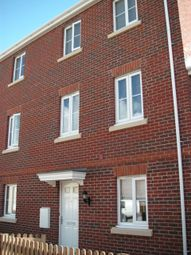 Thumbnail 4 bed town house to rent in Grenadier Gardens, Thatcham