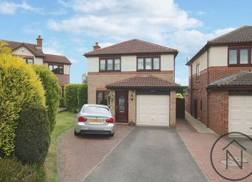 Thumbnail 3 bed detached house for sale in The Grange, Newton Aycliffe