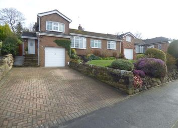 Thumbnail 3 bed bungalow for sale in Roewood Lane, Macclesfield, Cheshire