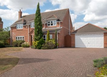 Thumbnail 4 bed detached house for sale in Washpit Lane, Barlestone, Nuneaton