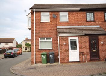 Thumbnail 2 bed end terrace house to rent in Hingley Close, Gorleston, Great Yarmouth
