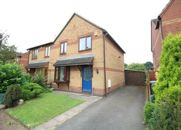 Thumbnail 3 bed semi-detached house for sale in The Lawns, Bedworth