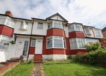 Thumbnail 3 bed terraced house to rent in Clayhill Crescent, Mottingham, Greater London