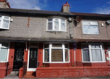 Thumbnail 3 bed terraced house for sale in Ivydale Road, Liverpool