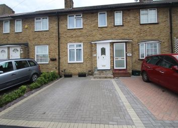 Thumbnail 3 bed terraced house for sale in Shaftesbury Road, Carshalton
