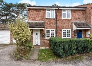 Thumbnail 2 bed semi-detached house for sale in Larksfield, Englefield Green, Egham