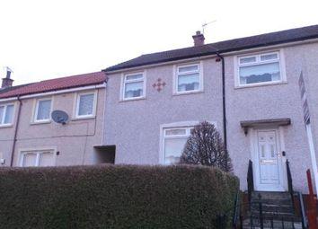 Thumbnail 3 bed terraced house for sale in Kenmuir Street, Coatbridge