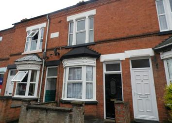 Thumbnail 2 bed terraced house to rent in Fairfield Street, Wigston