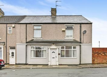 Thumbnail 4 bed terraced house for sale in Dean Street, Shildon