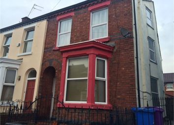 Thumbnail 4 bed semi-detached house to rent in Boswell Street, Liverpool, Merseyside