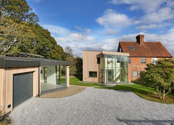 Thumbnail 5 bed semi-detached house for sale in Sissinghurst Road, Biddenden, Kent