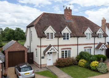 Thumbnail 3 bed semi-detached house for sale in High Street, Cheveley, Newmarket
