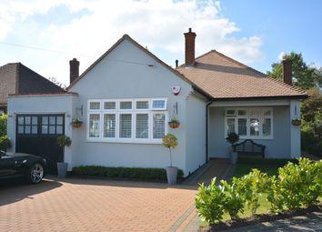Thumbnail 3 bed detached bungalow for sale in Brook Close, Gidea Park, Essex