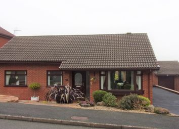 Thumbnail 3 bed detached bungalow for sale in Lon Llewelyn, Abergele