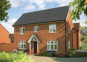 """Thumbnail 3 bed detached house for sale in """"The Spruce """" at Stafford Road, Eccleshall, Stafford"""