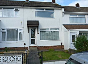 Thumbnail 2 bed terraced house for sale in Fairlyn Drive, Mangotsfield, Bristol
