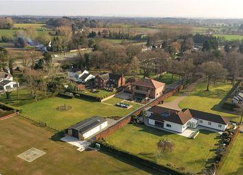 Dunstan Lane, Burton, Neston CH64. 5 bed detached house for sale