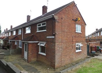 Thumbnail 3 bed end terrace house to rent in Wragby Road, Scunthorpe
