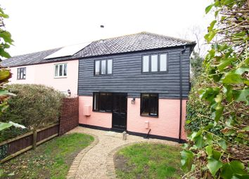 Thumbnail 2 bed cottage to rent in Cratfield Road, Fressingfield, Eye, Suffolk