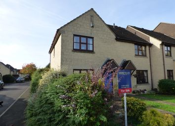 Thumbnail 3 bed semi-detached house for sale in Kemble Drive, Cirencester, Gloucestershire