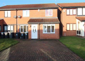 Thumbnail 4 bed semi-detached house for sale in Relley Garth, Langley Moor, Durham