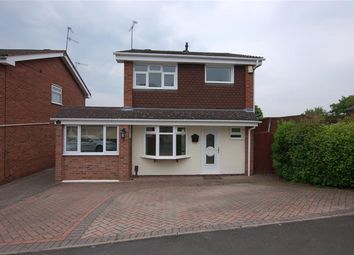 Thumbnail 4 bed link-detached house for sale in Welbeck Drive, Kidderminster