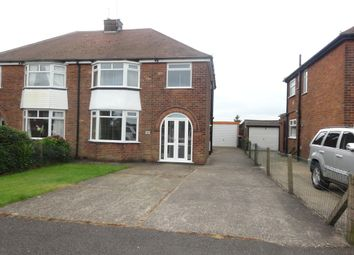 Thumbnail 3 bed semi-detached house to rent in Frederick Avenue, Kirkby-In-Ashfield, Nottingham